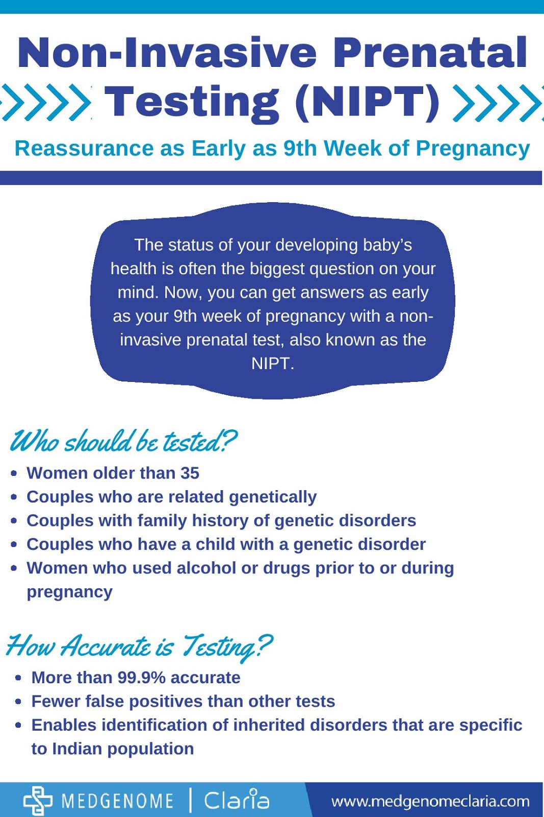 an analysis of prenatal testing reassurance by kim painter