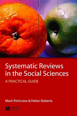 Systematic Reviews in the Social Sciences: A Practical Guide - Free Ebook Download