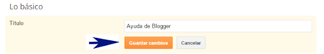 ¿Cómo optimizar mi blog de Blogger en los resultados de búsqueda Google.com?