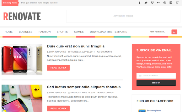 Best Blogger Templates Free Download 2018 - Get any Template
