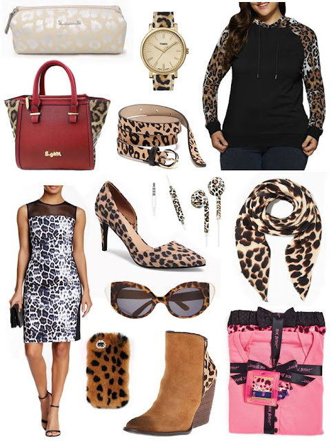 The Leopard Lover;s Gift Guide