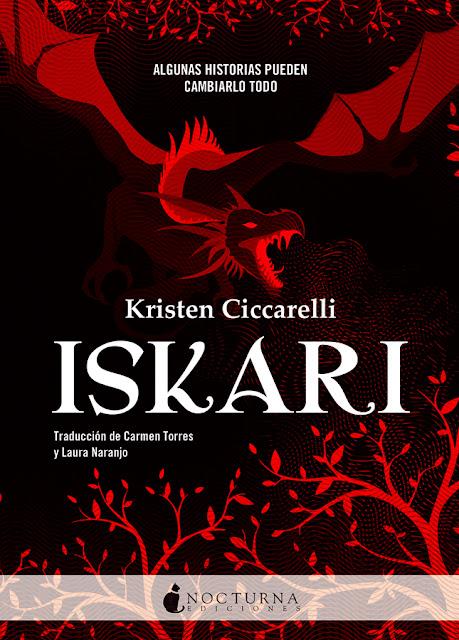 Iskari de  Kristen Cicarelli en Español