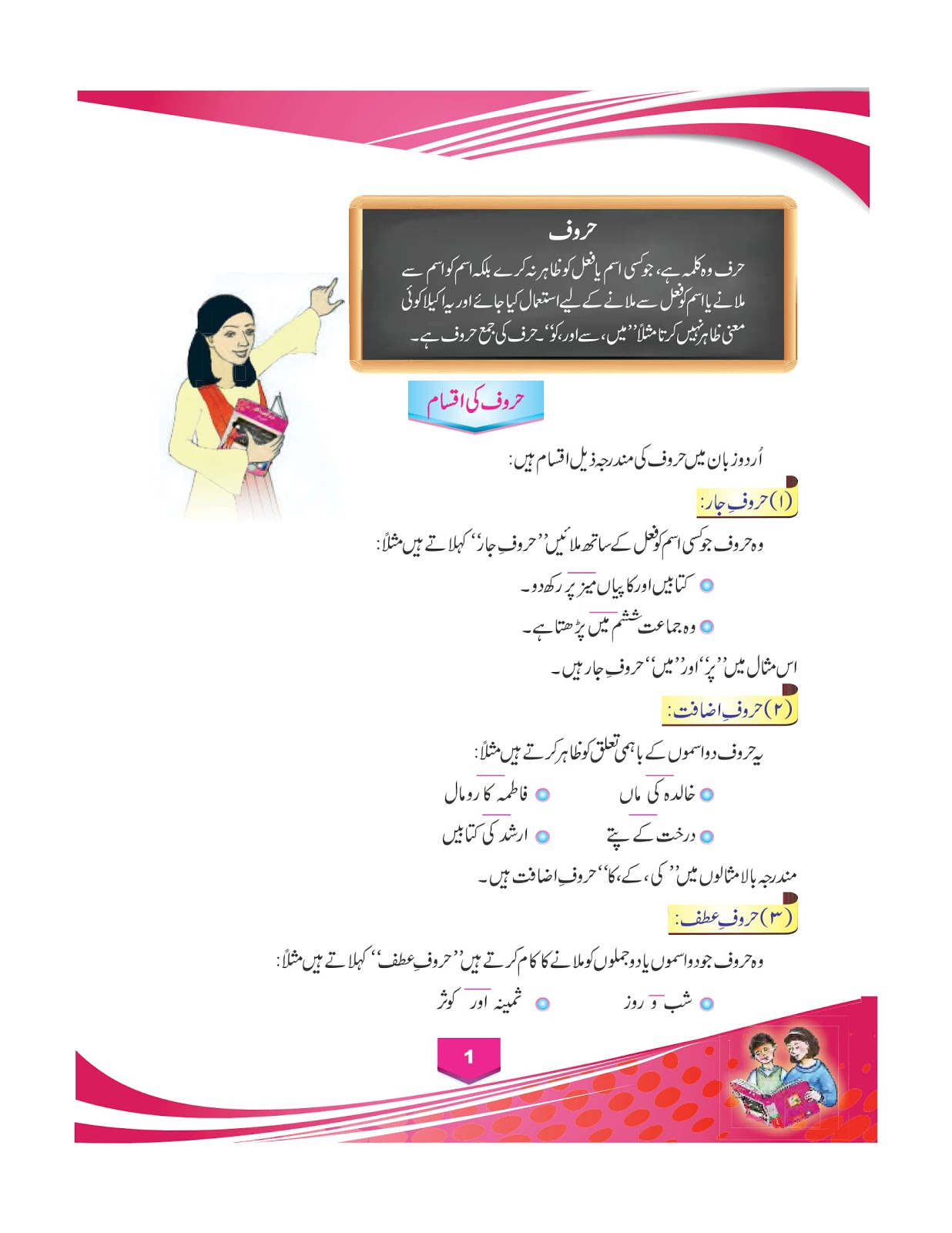 Urdu Grammar Book For Class 5th 6th 7th And 8th