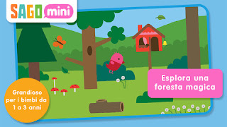 -GAME-Sago Mini Forest Flyer