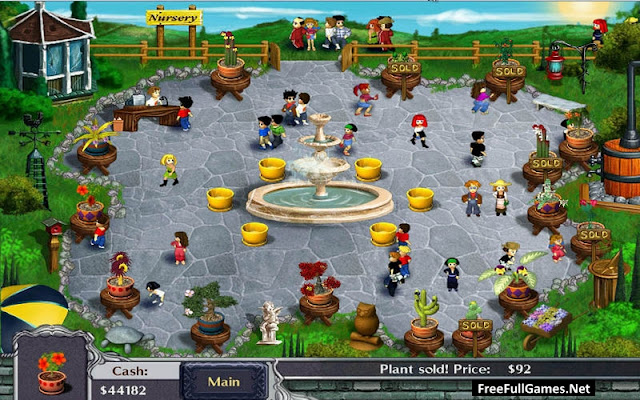 Plant Tycoon PC Game Free Download Full Version
