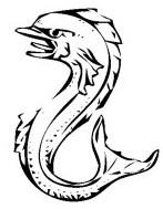 Blason escudo de armas delfin significado heraldica