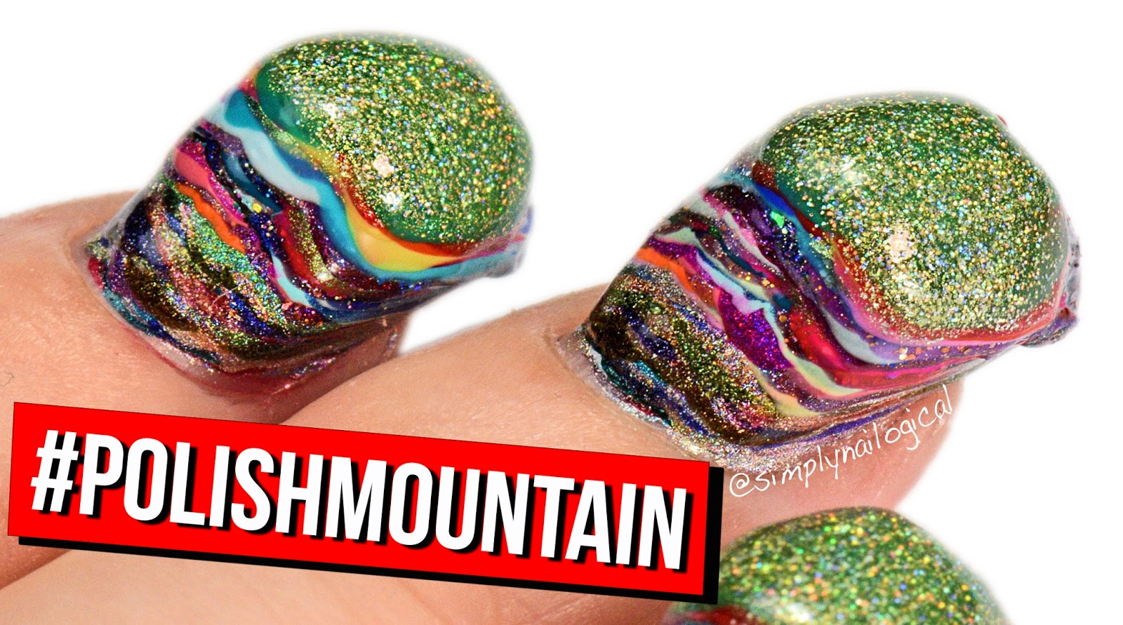 Simply Nailogical: 100+ Coats of Nail Polish | #POLISHMOUNTAIN