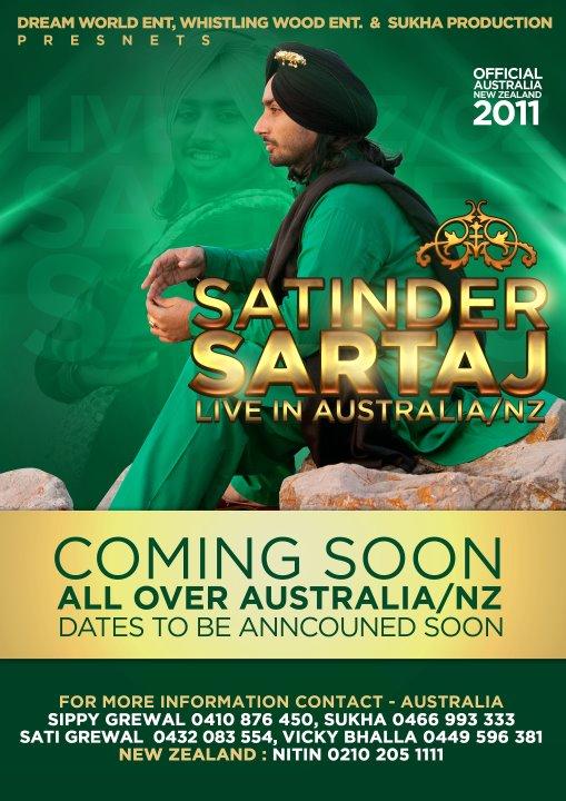 Satinder Sartaj Ik Pind Hove Live Mp3 Free Downloads