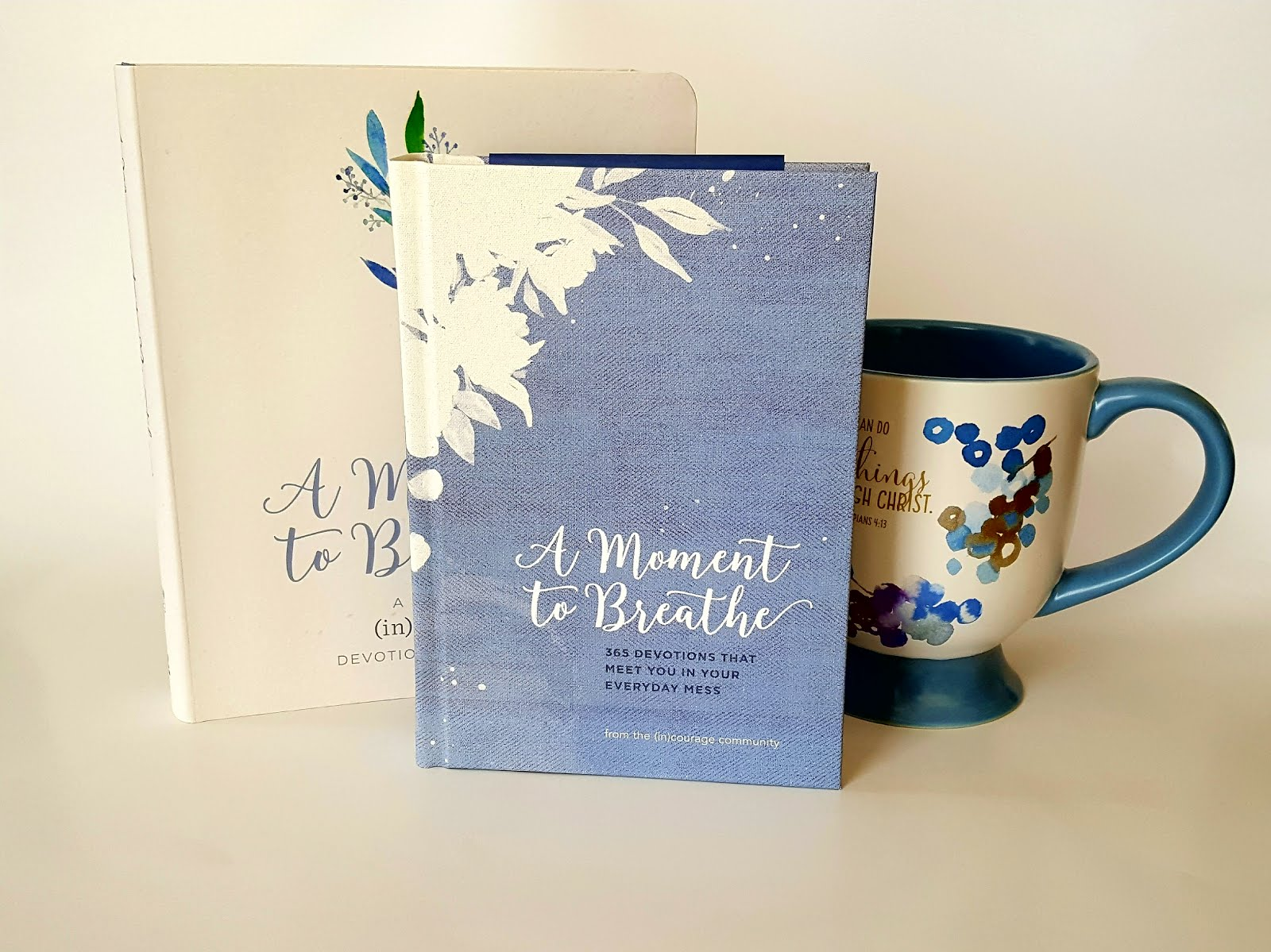 A Moment to Breathe (devotional)