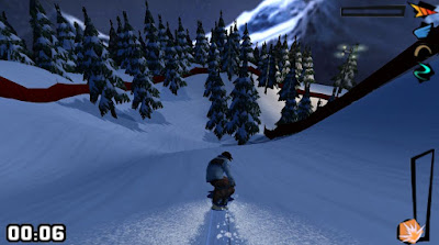 Shaun White Snowboard PSP