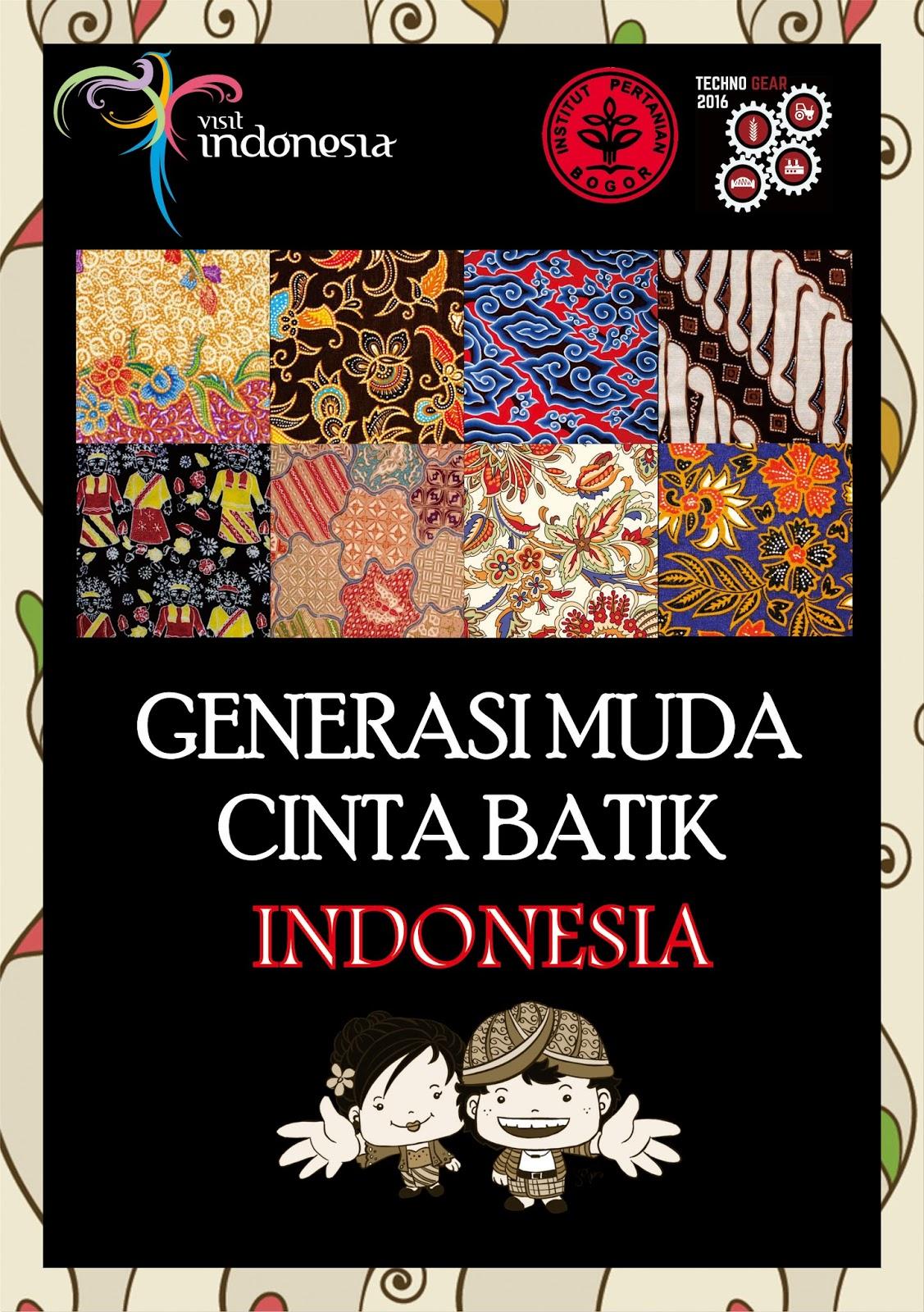 Teknologi Pertanian Poster Aku Padamu Indonesia