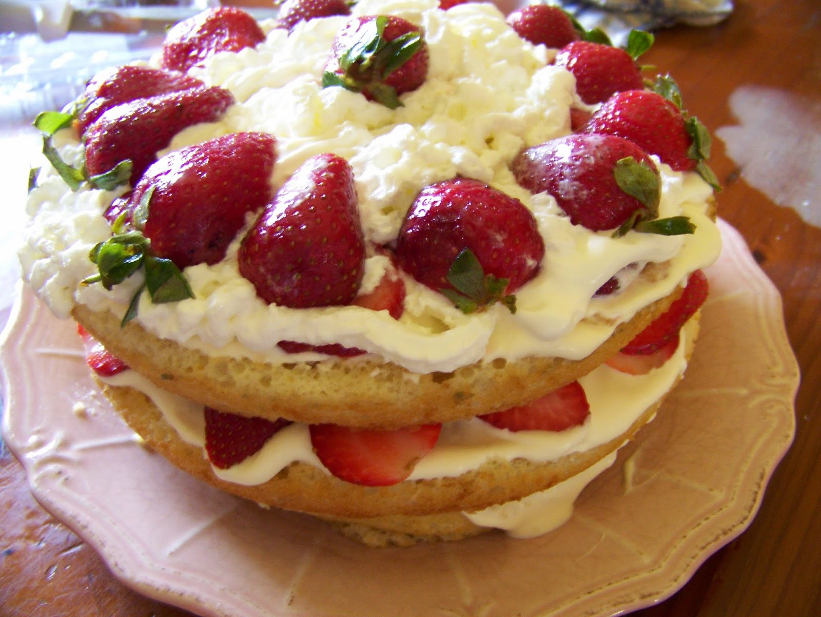 A Pretty Talent Blog Baking Connie S Danish Heirloom