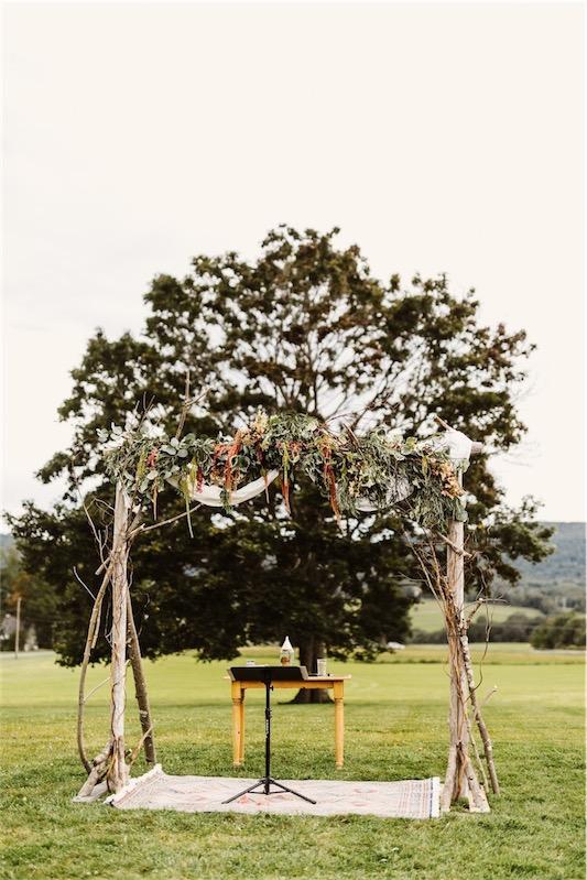 boda granja inspiracion industrial chicanddeco blog