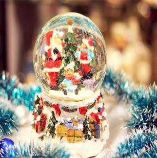 Christmas Globe DP