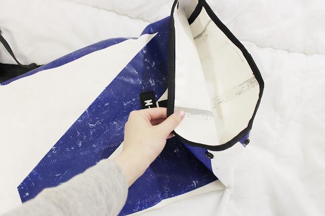 m-24 review, m-24 bag review, tarpaulin backpack, recycled tarpaulin bags, tarpaulin backpack review, recycled backpacks review, m-24 shop, mat dusting shop, recycled backpacks uk, tarpaulin backpack