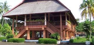 Rumah Adat Bolaang Mongondow adalah Rumah Adat dari Mana?