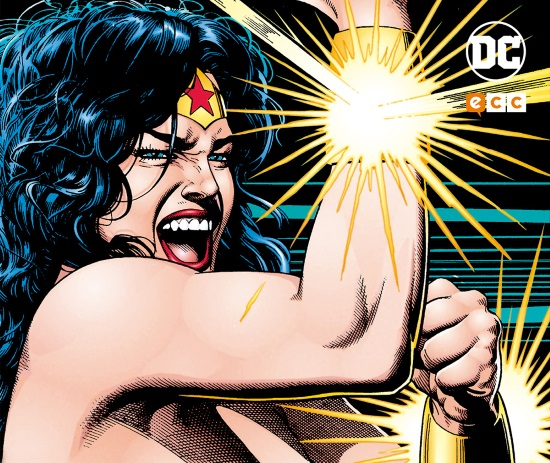 Grandes Autores de Wonder Woman: William Messner-Loebs, Mike Deodato, Jr.: El torneo