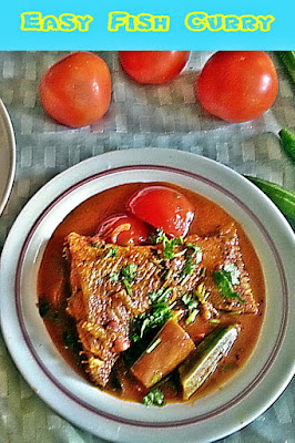 Easy Fish Curry Recipe @ treatntrick.blogspot.com