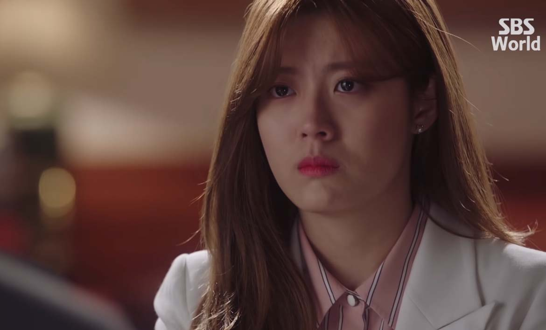 Nam Ji Hyun suspicious partner