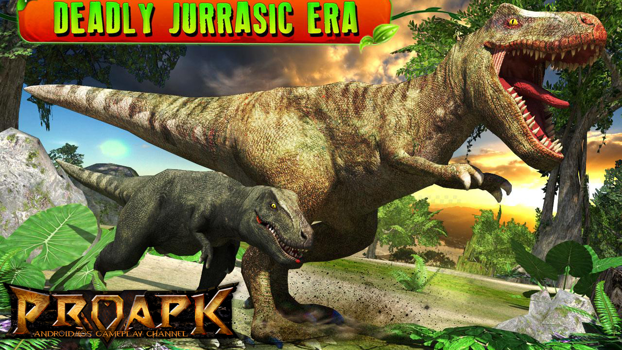 Ultimate T-Rex Simulator 3D