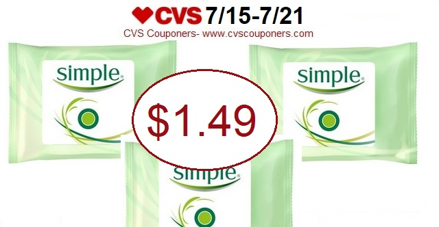http://www.cvscouponers.com/2018/07/simple-cleansing-wipes-only-149-at-cvs.html