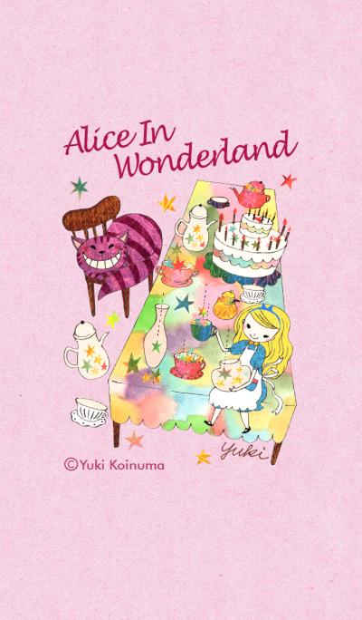 Yuki Koinuma -Alice In Wonderland-
