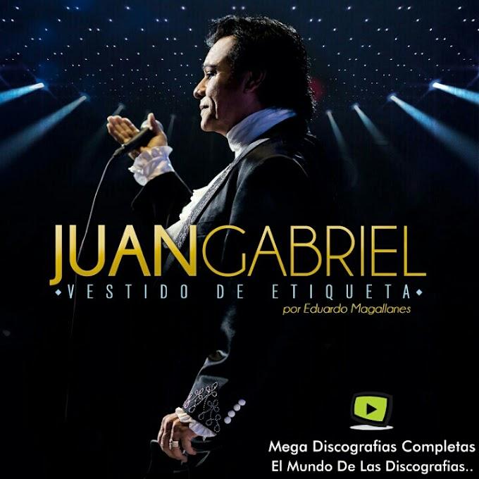 Descargar Discografia: Juan Gabriel [59CD] [2016]