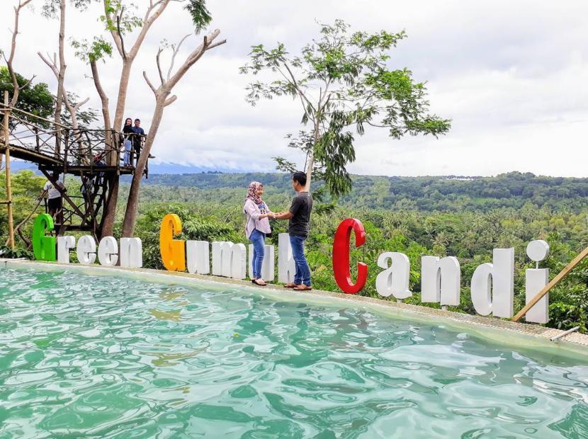 Green Gumuk : Candi di Banyuwangi yang Instagrammable