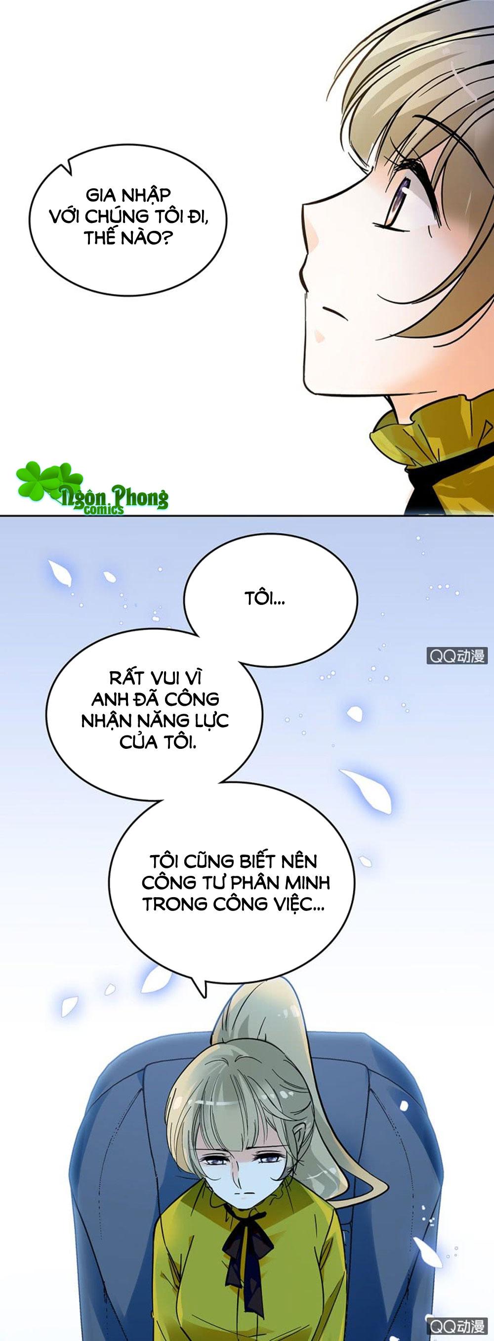 Tịch Nhan Hoa Nở Chỉ Vì Em – Chap 24