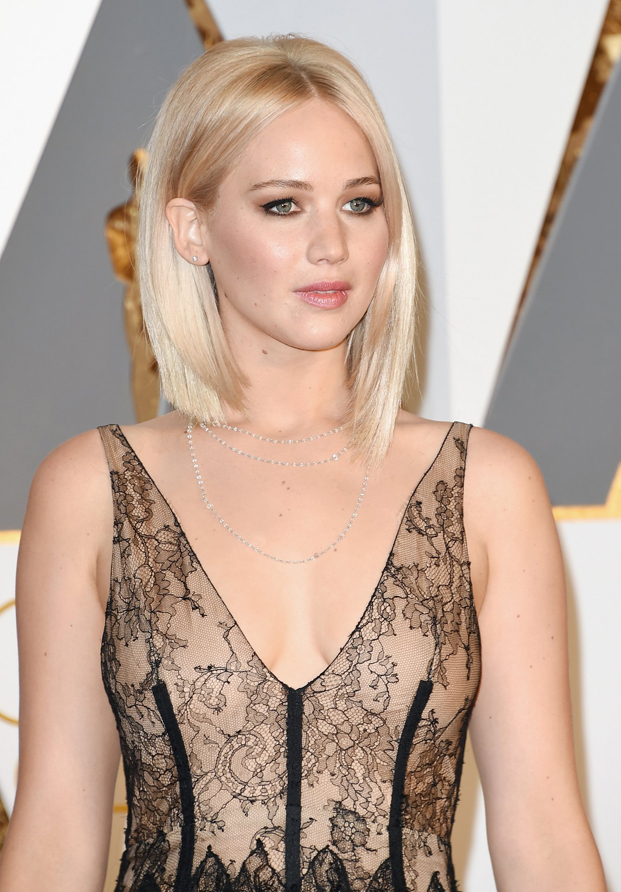 Jennifer Lawrence Oscars 2016