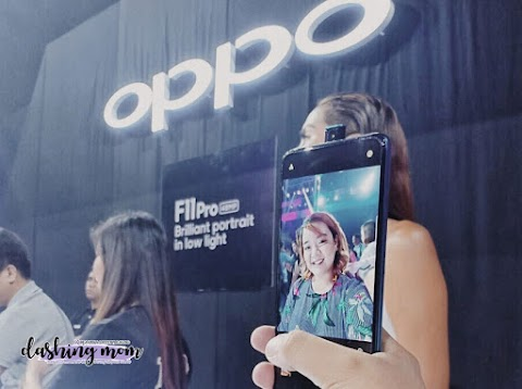 A Perfect camera for night shots OPPO F11