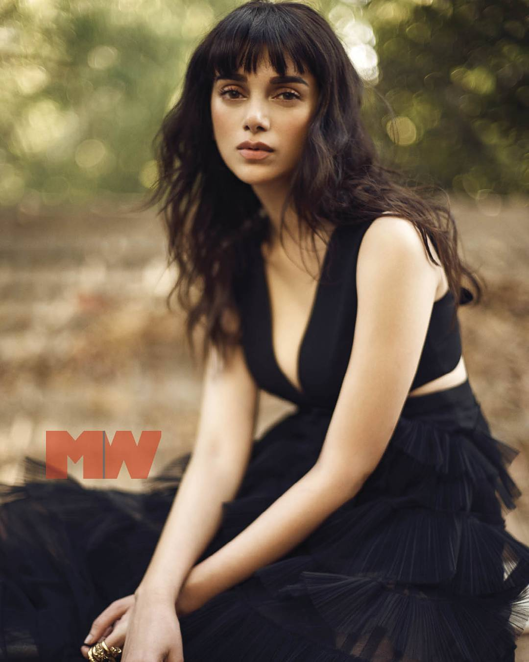 Aditi Rao Hydari Mans World Magazine Photoshoot Images