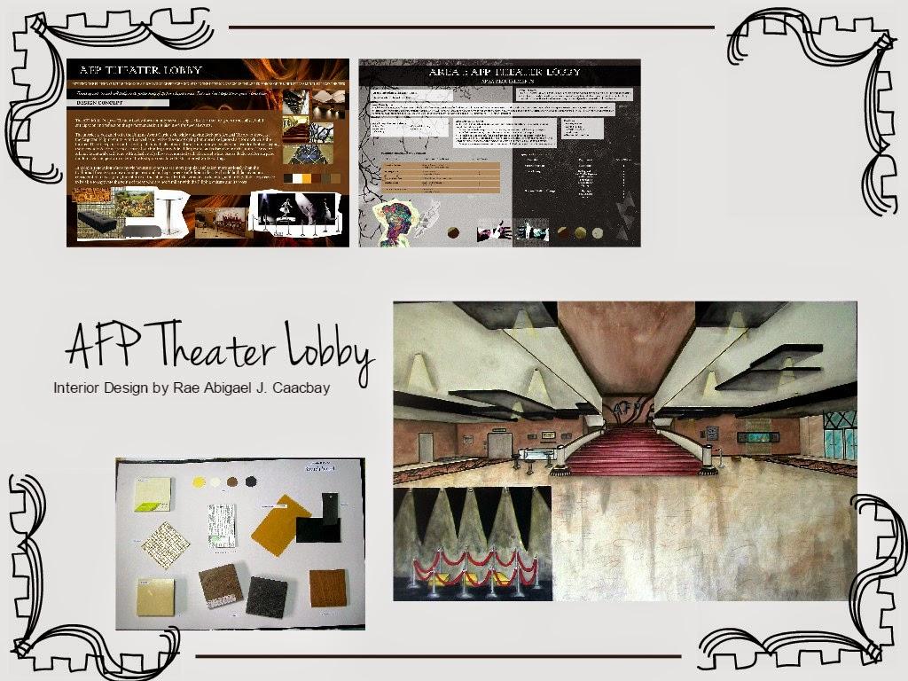 Dissertation proposal interior design