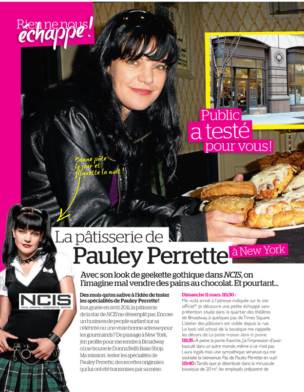 brand new 538ee 8028e Donna Bell's Bake Shop News: Donna Bell's in Public Magazine!