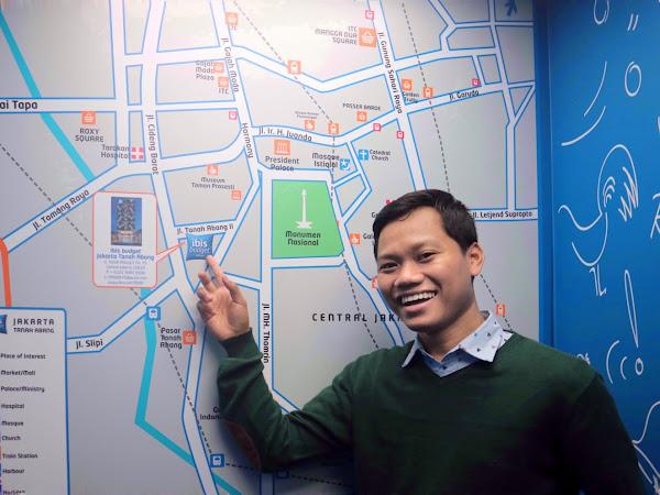 Menjernihkan Pikiran di Ibis Budget Jakarta Tanah Abang