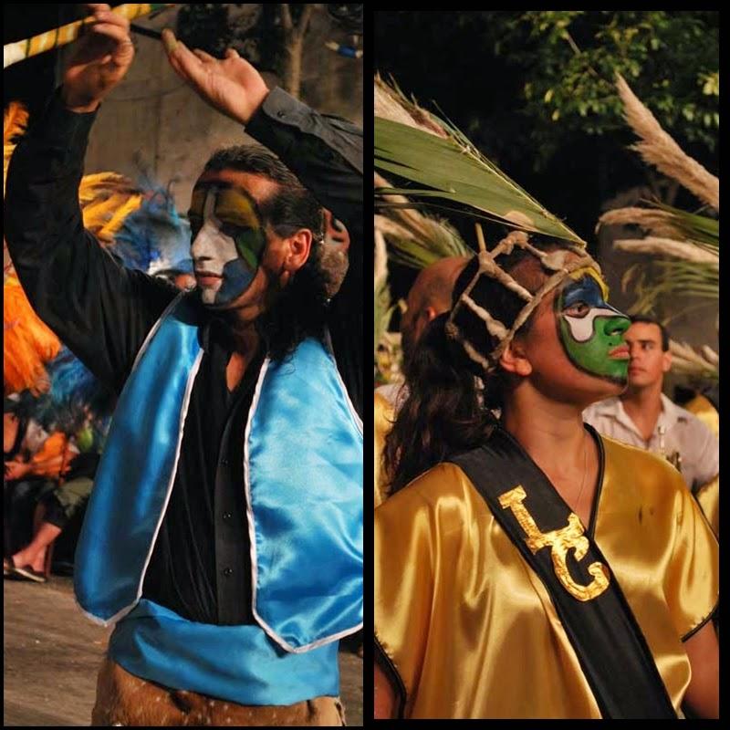 Carnaval. Desfile de Llamadas,La Clínica. 2010.
