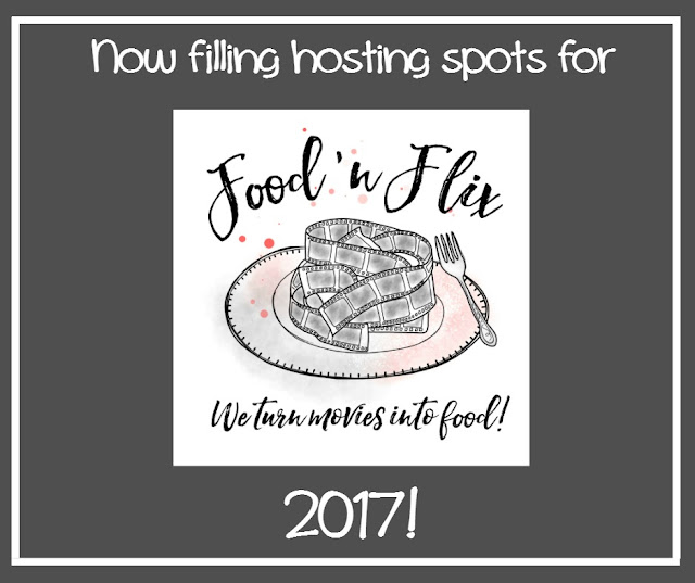Sign up to host #FoodnFlix in 2017!