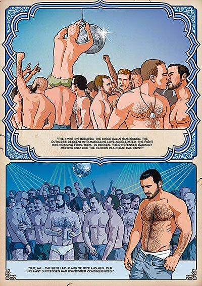 Gay Sex Comix 54