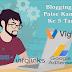 Blogging Se Paise Kamane Ke 5 Tarike...