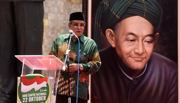 Ketua Umum PBNU Sebut Nabi Muhammad SAW Dirikan Negara Bukan Berdasarkan Agama