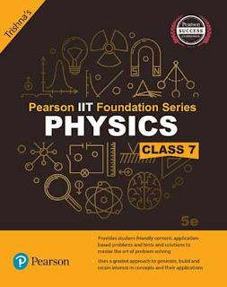 Pearson IIT Foundation Physics Class 7, 5e