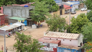 Nimule street is the uptown area