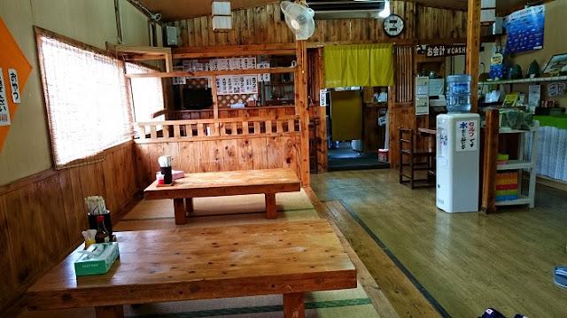 やんばるの茶屋かなんの店内の写真