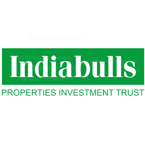 INDIABULLS PROPERTIES INVTRUST (BESU.SI) @ SG investors.io