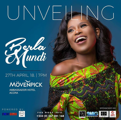 EventGuide Magazine To Unveil Berla Mundi In The April's Edition