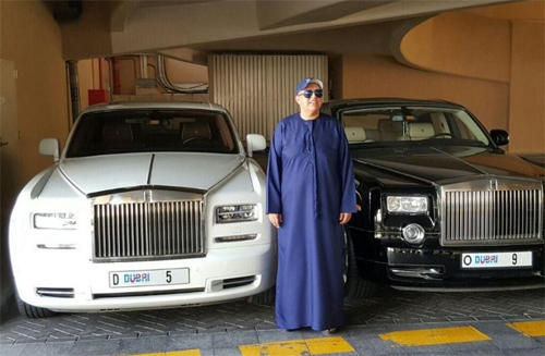 "Biển ""D5"" giá 9 triệu USD (UAE) và #2. O9 6.8 tr USD"