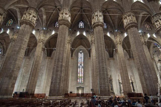 Catedral de Milán Duomo Milan viaje Italia turismo visita