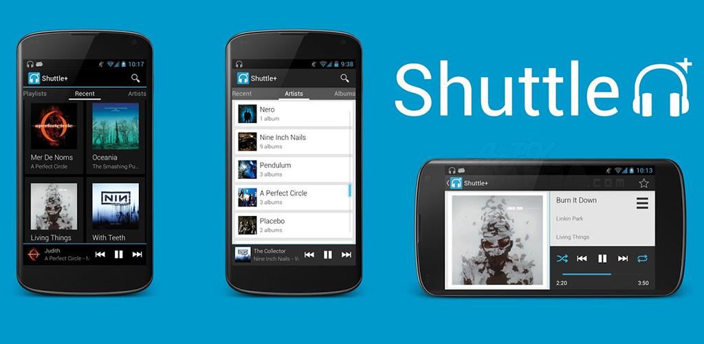 Resultado de imagen de Shuttle + Music Player v2