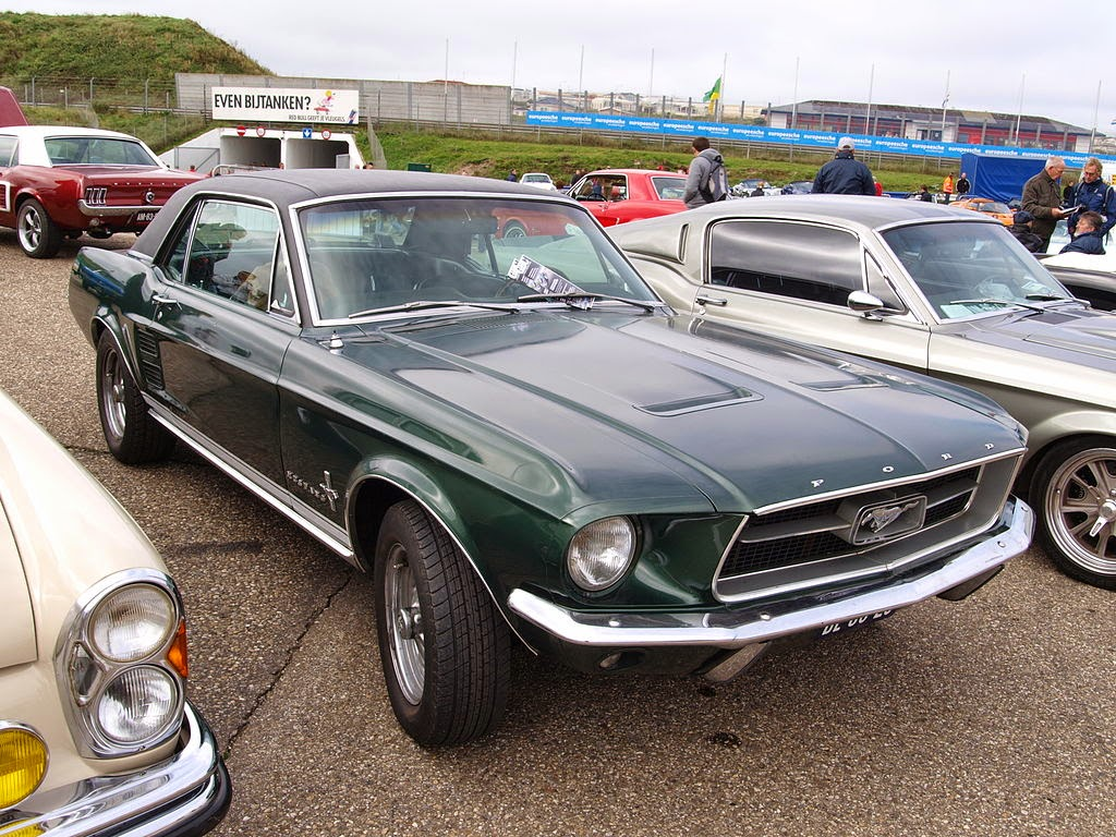 Ford Mustang common problem (1964-1973, first generation