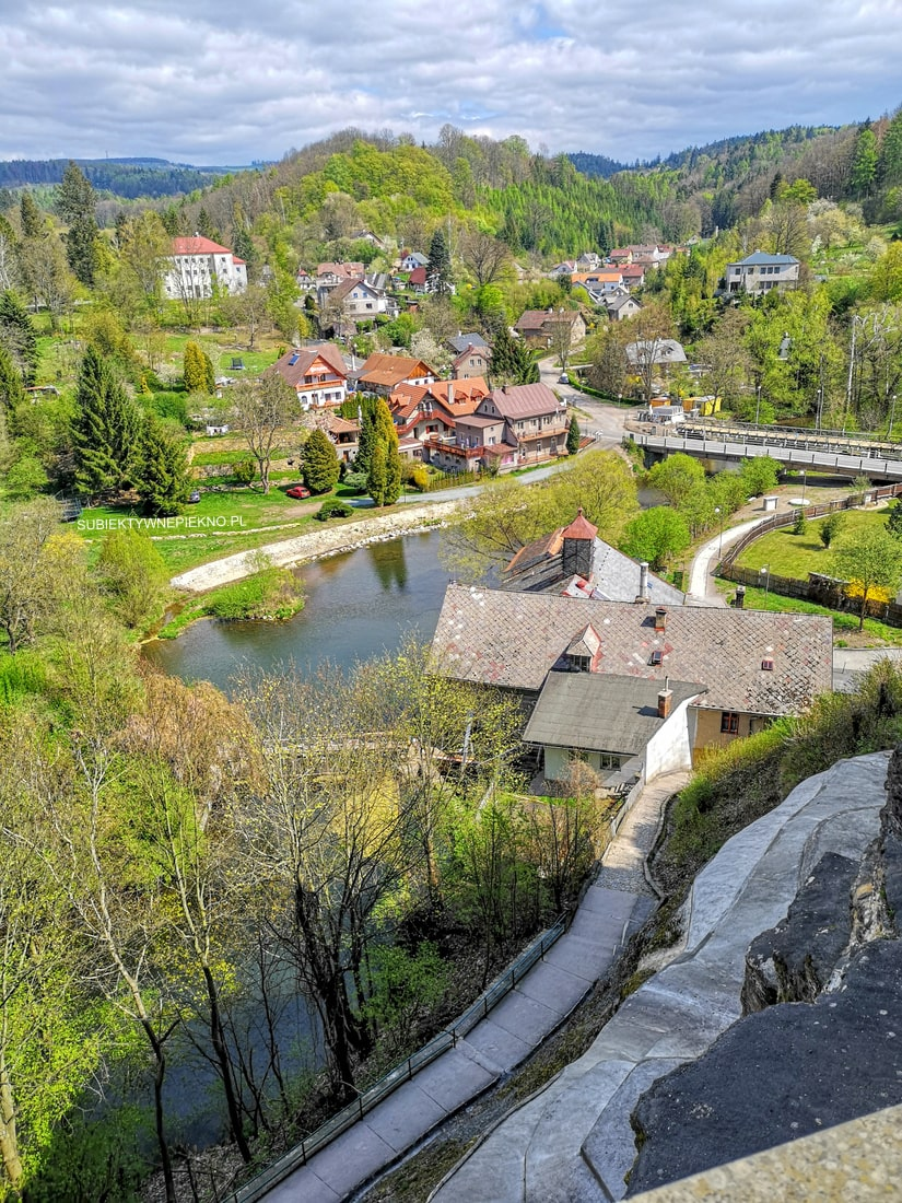Nowe miasto nad Metują atrakcje, panorama Czechy